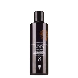 Body 8 – Black Edition